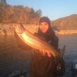 Kokanee fishing Hurds Guide Service 21