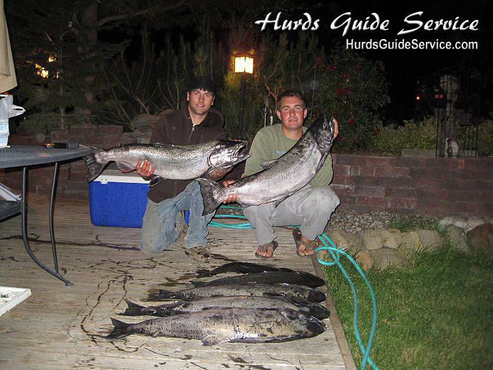 Wenatchee upper columbia river salmon fishing photos for Salmon fishing washington rivers