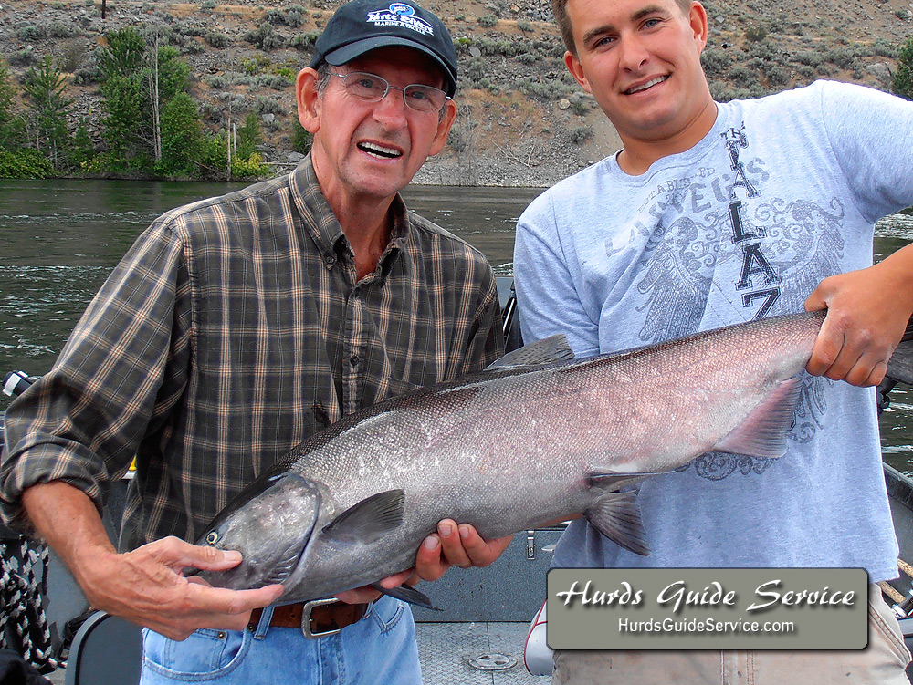 Wenatchee upper columbia river salmon fishing photos for River fishing tips