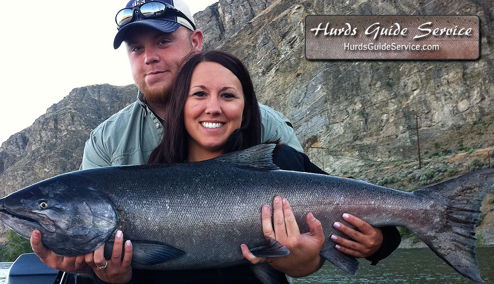 Wenatchee upper columbia river salmon fishing photos for Columbia river salmon fishing