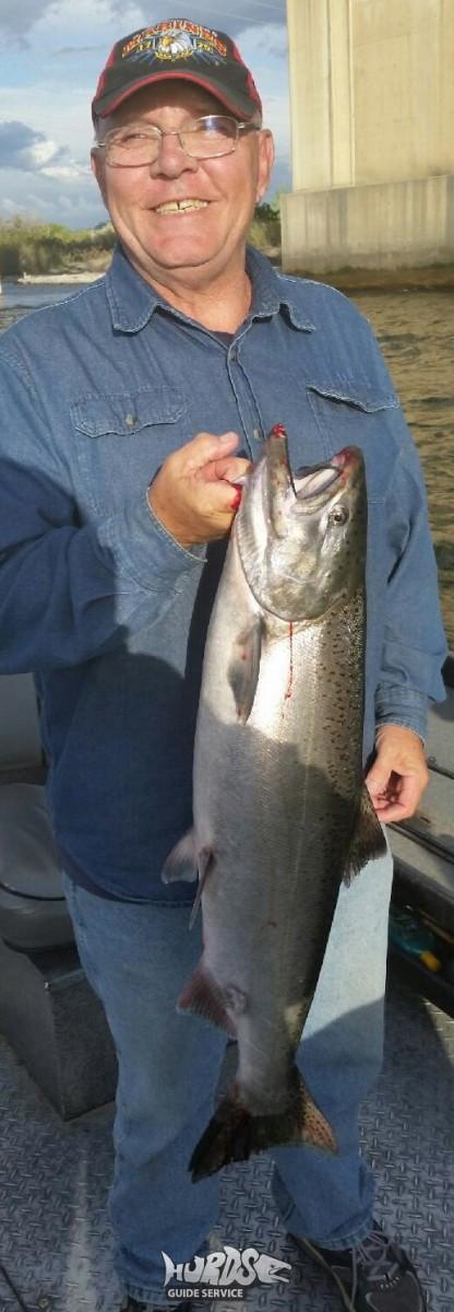 Goose Lake Wa Spring Chinook – Hur...