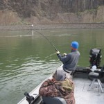 4/06/2016 Sturgeon fishing on the upper Columbia river 001